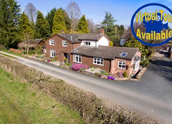 Thumbnail 4 bed cottage for sale in Kinnerley, Oswestry