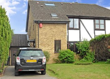 Thumbnail 5 bed semi-detached house for sale in Old Orchard Lane, Leybourne, West Malling, Kent