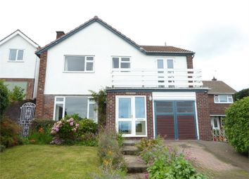 Thumbnail 5 bed detached house for sale in Fitzosborn Close, Chepstow
