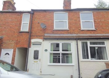 Thumbnail 2 bed terraced house for sale in Ellison Street, Lincoln