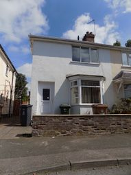 Thumbnail 3 bedroom semi-detached house to rent in Willenhall, West Midlands