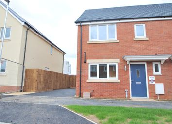 Thumbnail 2 bed semi-detached house for sale in Cleeve View, Bishops Cleeve