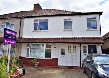 Thumbnail 1 bedroom maisonette for sale in Danson Crescent, Welling