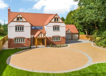 Thumbnail 6 bedroom detached house for sale in Broad Lane, Tanworth In Arden, Solihull