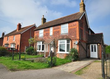 Thumbnail 4 bed detached house to rent in Maidstone Road, Horsmonden, Tonbridge