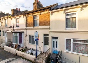 Thumbnail 3 bed terraced house for sale in Clarendon Street, Dover