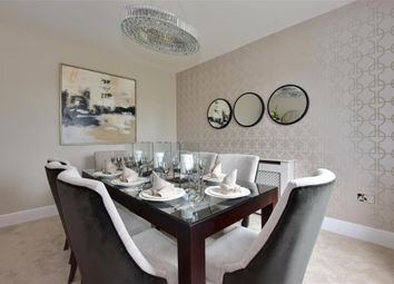 Thumbnail 3 bed semi-detached house for sale in Merlin Avenue, Whitfield, Dover, Kent