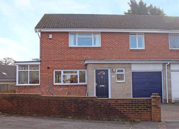 3 bed semi-detached house for sale in Ashwood Gardens, Southampton SO16