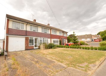 Thumbnail 5 bed semi-detached house for sale in Cartmel Drive, Dunstable