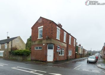 Thumbnail 4 bed detached house for sale in Sheffield Road, Creswell, Worksop, Nottinghamshire