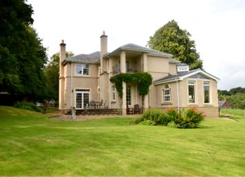 Thumbnail 5 bed detached house for sale in Drygrange, Melrose