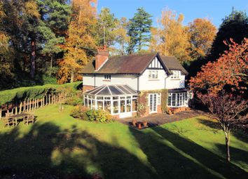 Thumbnail 3 bed detached house for sale in Heath House Road, Hook Heath, Woking