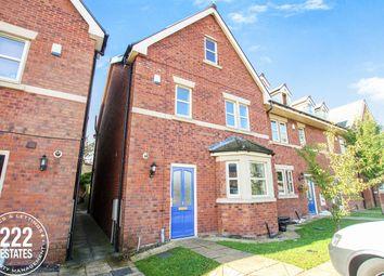 Thumbnail 6 bed link-detached house to rent in Westbridge Mews, Paddington, Warrington