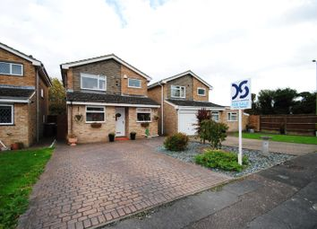 Thumbnail 3 bed detached house for sale in Farm End, Grove, Wantage