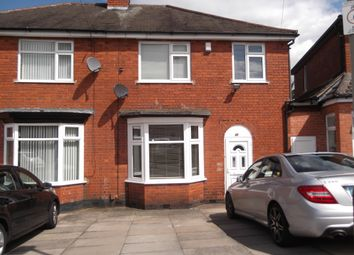 Thumbnail 3 bed semi-detached house for sale in The Circle, Leicester