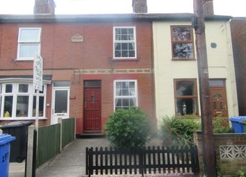 Thumbnail 3 bed terraced house to rent in Oulton Road North, Lowestoft