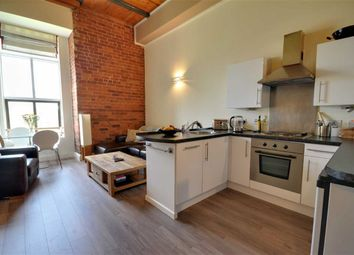 Thumbnail 1 bedroom flat for sale in Victoria Mill, Houldsworth Street, Stockport