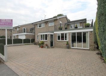 Thumbnail 5 bed detached house for sale in Lakeside, Wingerworth, Chesterfield