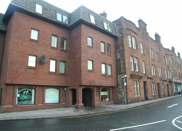 Thumbnail 1 bed flat to rent in Dalblair Road, Ayr