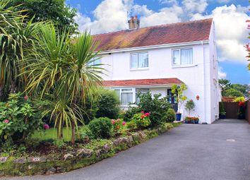 Thumbnail 4 bed semi-detached house for sale in Pwlldu Lane, Bishopston, Swansea