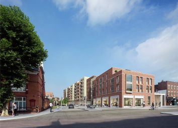 Thumbnail 2 bed maisonette for sale in Smithfield Square, Hornsey, London