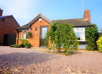 Thumbnail 2 bed detached bungalow for sale in Bytham Heights, Grantham