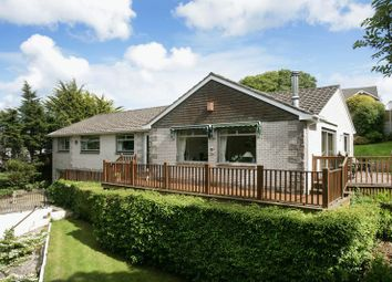 Thumbnail 5 bed detached bungalow for sale in Ridgeway Road, Torquay