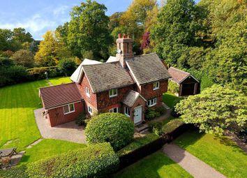 Thumbnail 3 bed detached house for sale in Tilgate Drive, Tilgate, Crawley