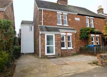 Thumbnail 3 bed semi-detached house for sale in Carters Avenue, Hamworthy, Poole
