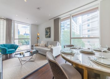 Thumbnail 2 bedroom flat to rent in Maine Tower, Harbour Central, 2 Millharbour, Canary Wharf, London
