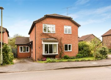 Thumbnail 4 bed detached house for sale in Thistleton Way, Lower Earley, Reading, Berkshire
