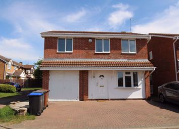 Thumbnail 4 bed property to rent in Fleetwind Drive, Northampton