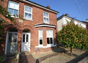 Thumbnail 3 bed semi-detached house for sale in St. James Road, Tunbridge Wells, Kent