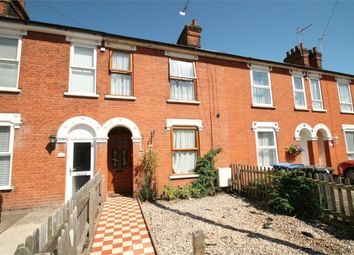 Thumbnail 3 bedroom terraced house for sale in Kemball Street, Ipswich, Suffolk