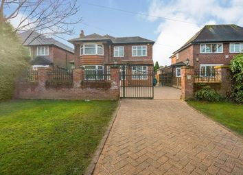 Thumbnail 5 bed detached house for sale in The Avenue, Sale, Cheshire, Greater Manchester