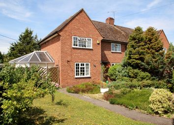 Thumbnail 3 bedroom semi-detached house for sale in Stephens Close, Mortimer Common