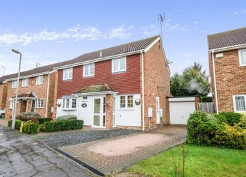 Thumbnail 4 bed detached house for sale in The Paddocks, Witham