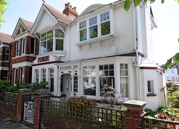 Thumbnail 4 bed end terrace house to rent in Lowther Road, Brighton