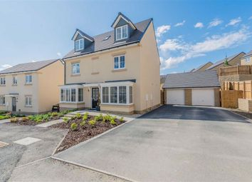 Thumbnail 5 bed detached house for sale in Brompton Drive, Apperley Bridge, Bradford, West Yorkshire