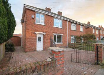 3 bed semi-detached house for sale in Ferndene Avenue, Pelton Fell, Chester Le Street DH2