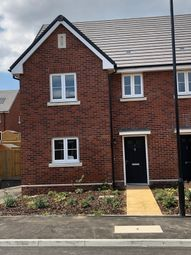 Thumbnail 3 bed semi-detached house to rent in Longster Road, North Stoneham Park, Eastleigh