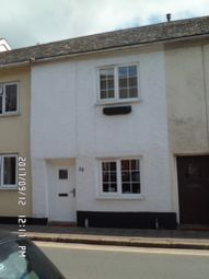 Thumbnail 2 bedroom terraced house to rent in North Street, Ottery St. Mary