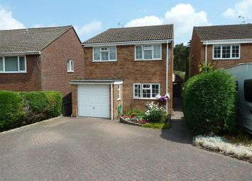 Thumbnail 4 bed detached house for sale in The Links, Whitehill, Bordon