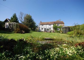 Thumbnail 4 bed detached house for sale in Lyne Down, Much Marcle, Ledbury