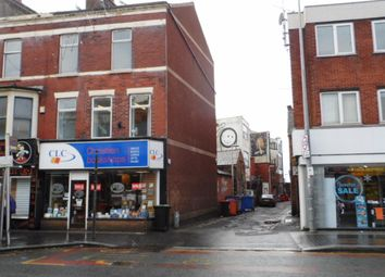 Thumbnail Retail premises for sale in Abingdon Street, Blackpool