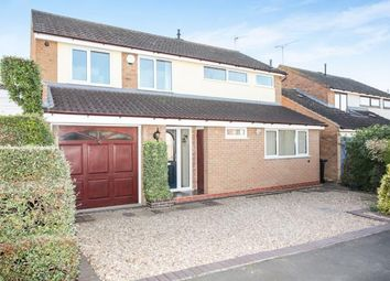 Thumbnail 5 bed detached house for sale in Wentworth Road, Fleckney, Leicester, Leicestershire