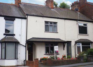 Thumbnail 3 bed terraced house for sale in Bridge Lane, Frodsham, Cheshire