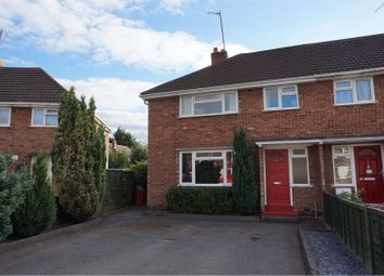 Thumbnail 3 bed end terrace house for sale in St. Michaels Road, Warwick