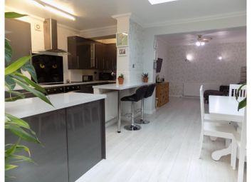 Thumbnail 4 bed semi-detached house for sale in Thames Avenue, Gillingham