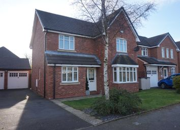 Thumbnail 4 bed detached house for sale in Weld Blundell Avenue, Lydiate